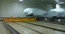 Automatisme de transbordeur